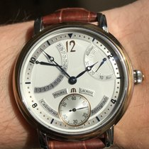 Maurice Lacroix Masterpiece Retrograde Calendrier