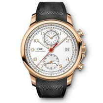 IWC Portuguese Yacht Club Chronograph Rose Gold IW390501