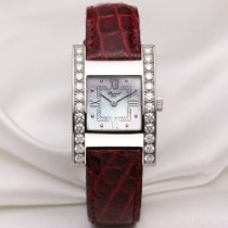 Chopard Your Hour 445/1 18K White Gold Diamond