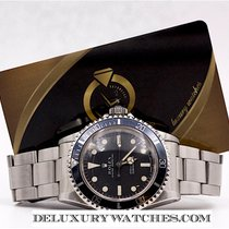 Rolex Submariner (No Date) 5513 Meter e First Full Set 1968