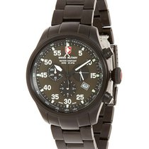 Swiss Military Cx Swiss Military Hawk Nero Chrono Swiss Watch...