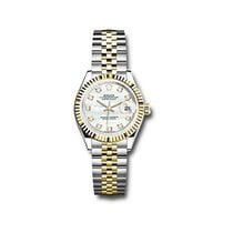 Rolex Unworn 279173MDJ Datejust Ladies 28mm Automatic in Steel...