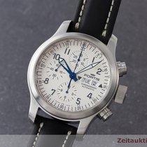 Fortis Flieger B-42 Automatik Chronograph Herrenuhr Fliegeruhr