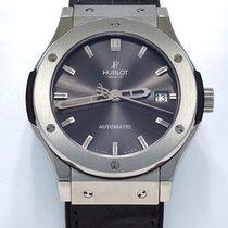 Hublot Classic Fusion Racing Grey Zirconium Watch Box/paper...