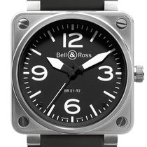 Bell & Ross Aviation  BR 01-92 Steel