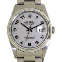Rolex Datejust 36mm 16200 In Steel