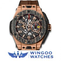 Hublot FERRARI KING GOLD CARBON Ref. 401.OJ.0123.VR