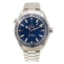 歐米茄 (Omega) Seamaster Titanium Blue Automatic 232.90.42.21.03.001