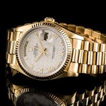 Rolex Daydate 750/000 Gg Ref 18038