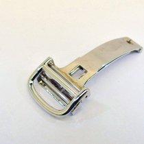 Cartier Faltschließe in 18k Weißgold -16mm