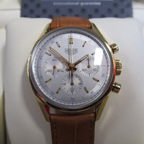 TAG Heuer Carrera Re Edition 18ct. Gold
