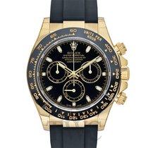 Rolex Daytona Black 18k Yellow Gold 40mm - 116518LN