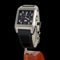 Jaeger-LeCoultre Reverso Squadra World Chronograph Steel...