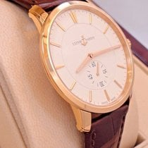 Ulysse Nardin Classico 8206-121 39mm 18k Rose Gold Limited...