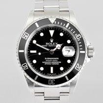 "Rolex Submariner Date Complete Set ""F"" Serial"