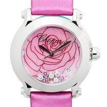 Chopard Happy Sport Stainless Steel Pink Quartz 278475-3029