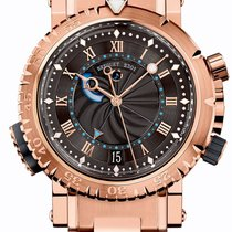 Breguet Marine Royale Rose Gold on Bracelet