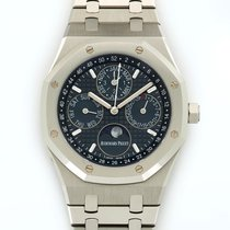 Audemars Piguet Royal Oak Perpetual Calendar Stainless Steel...