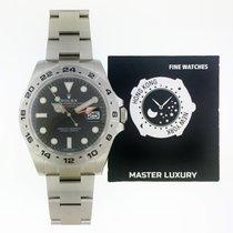 勞力士 (Rolex) 216570 Explorer II Black Dial