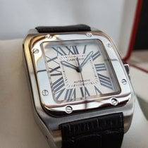 Cartier Santos 100 XL 2656 Full set