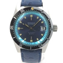 Rodania Vintage blue automatic