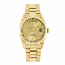 Rolex Day-Date President Gold Watch 18238 (Pre-Owned)