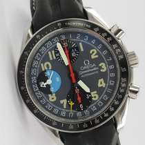 Omega Speedmaster Triple Date Michael Schumacher 3520.53.00