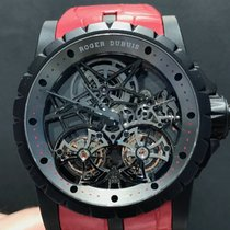 Roger Dubuis EXCALIBUR DOUBLE FLYING TOURBILLON - Limited...