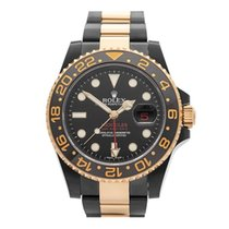 Rolex GMT-Master II Hercules Custom DLC Coated Stainless Steel...