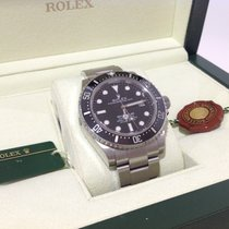 Rolex Sea-Dweller 4000 Mint Full Set UK watch