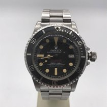 Rolex Sea-Dweller  Ref. 1665 Double Red MK IV Never Polished