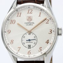 タグ・ホイヤー (TAG Heuer) Carrera Automatic Stainless Steel Men'...