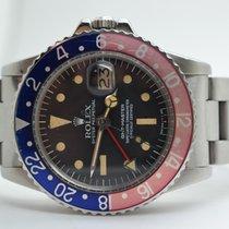 Rolex GMT Master I Automatik 1675 Radial Dial 1977