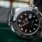 Rolex Oyster Perpetual GMT Master II steel/ceramics
