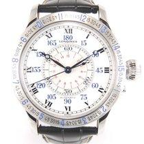 Longines Lindbergh Hour Angle Watch Full set.