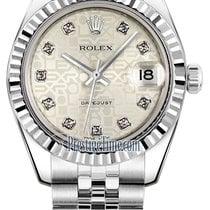 롤렉스 (Rolex) Datejust 31mm Stainless Steel 178274 Jubilee...