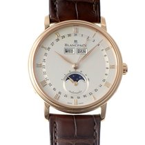 Blancpain Men's 6263364255B Villeret Automatic Watch