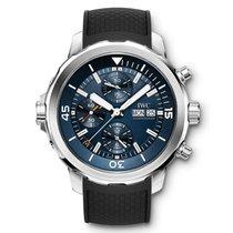 IWC Aquatimer Chrono Edition Expedition J-YVES COUSTEAU
