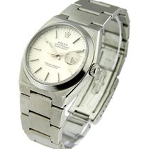 Rolex Used 17000silverstick OysterQuartz Datejust - Stainless...