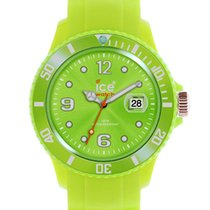Ice Watch Ice-Summer Sili Collection Silicone Green Mens Watch...