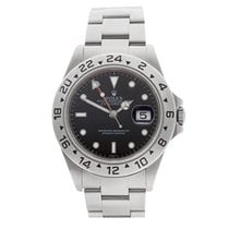 Rolex Explorer II Stainless Steel Gents 16570 - W3679