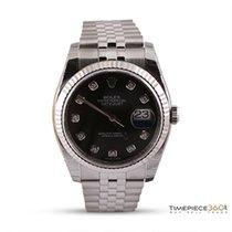 Rolex Datejust 36 Steel & White Gold