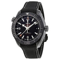 Omega Men's 21592462201001 Seamaster Planet Ocean Co-Axial