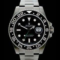 Rolex GMT-Master II Keramik DLC - Ref.: 116710ln - Box/Papiere...