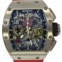 Richard Mille RM011 Felipe Massa 18K White Gold