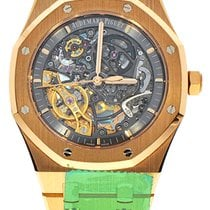 Audemars Piguet Royal Oak  Openworked 41MM Rose Gold 15407OR