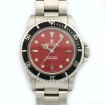 Rolex Submariner Red Dial Watch Ref. 5513