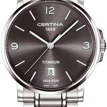 Certina DS Caimano C017.410.44.087.00 Elegante Herrenuhr...