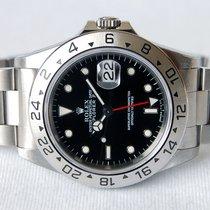 Rolex Explorer II Oyster Perpetual - Tritium - Black dial