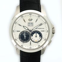 Girard Perregaux Traveller Dual Time Automatic Moon Stainless...